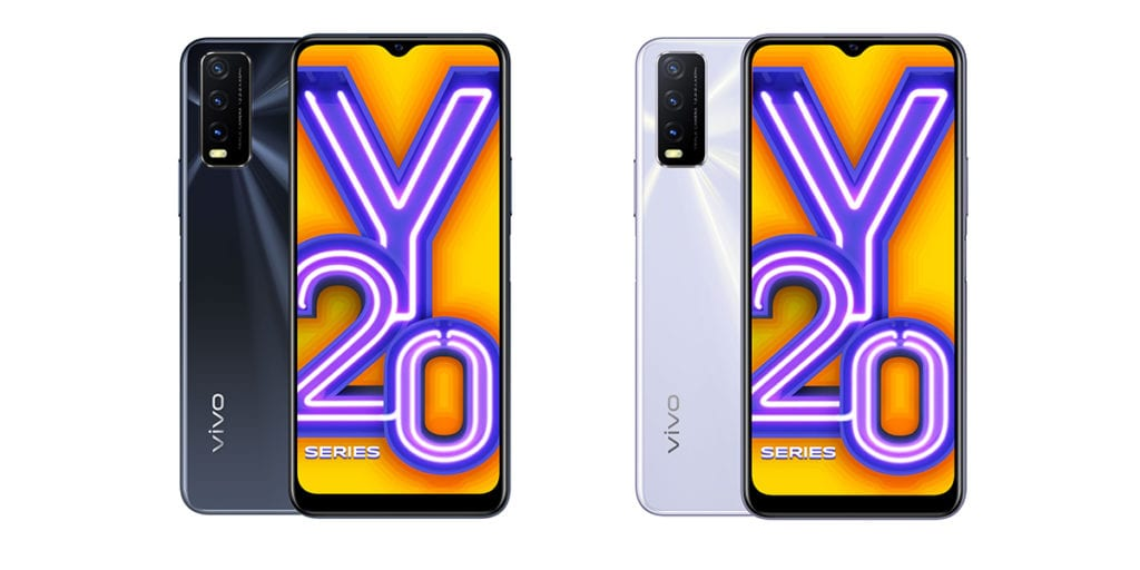 Vivo Y20 price in nigeria